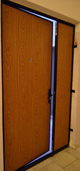 заказать металлическую входную дверь в вао